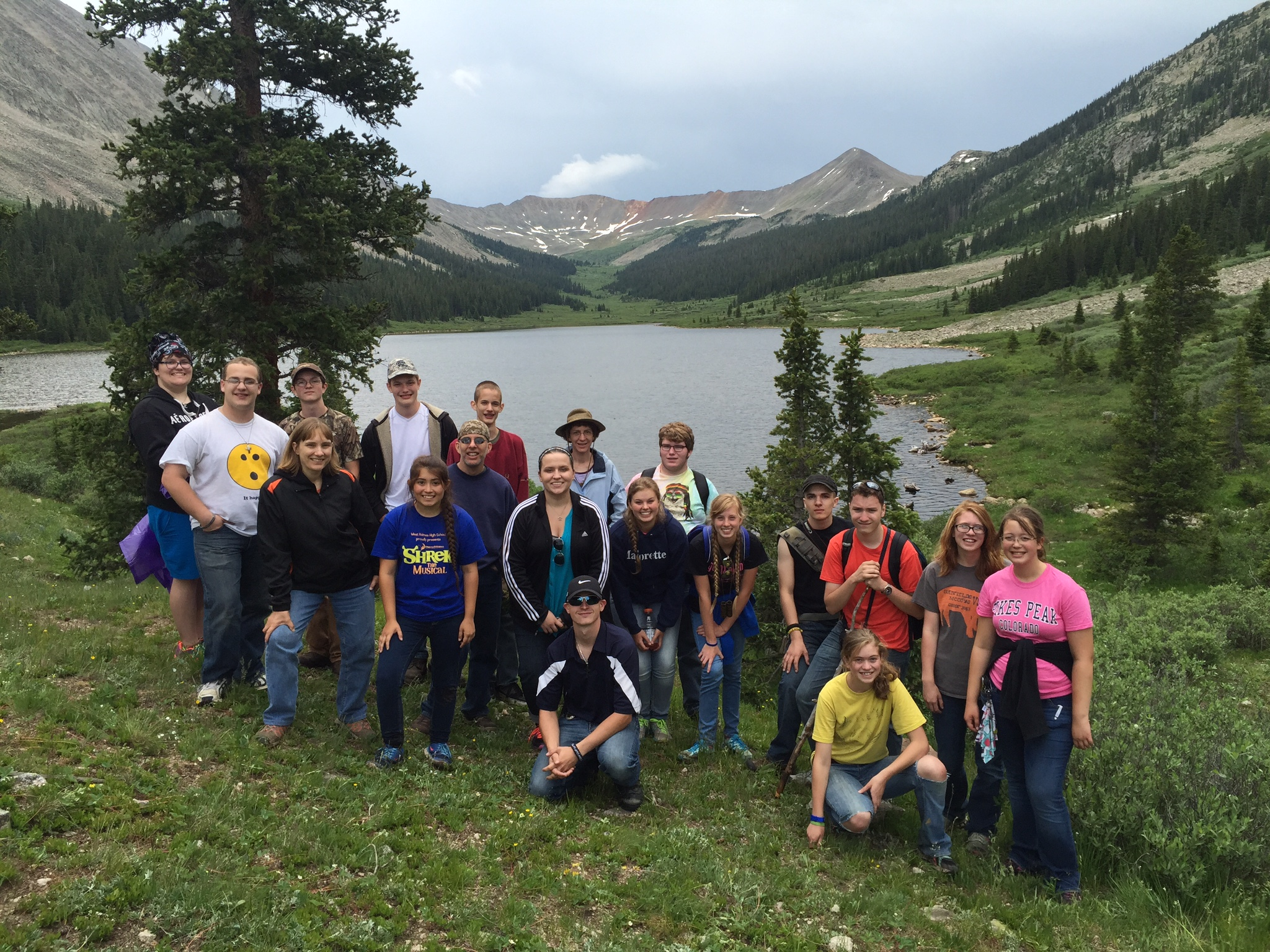 Grizzly Gulch, Colorado Youth Retreat